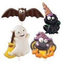 Lollipop Mould - Happy Haunters - $7.99