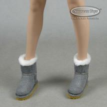1/6 Phicen, TBLeague, Hot Toys & Nouveau Toys - Female Gray Skin Leather Boots - $17.82