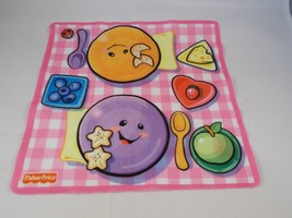 """Fisher Price Laugh & Learn Picnic Blanket Tablecloth 8"""" - $4.65"""