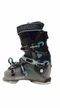 Women Dalbello Panterra 95 ID Ski Boot Black Glitter 25/25.5 Box Made in Italy image 5