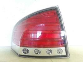 2007 2008 2009 2010 LINCOLN MKX DRIVER LH TAIL LIGHT OEM C24L - $101.85