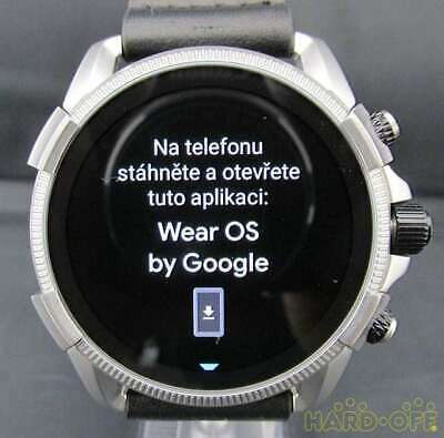 Diesel Touchscreen Smart Watch Cod8373Co664 Dzt2008 Quartz Digital image 2