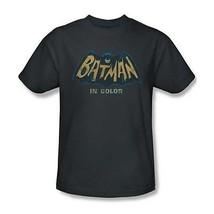 Auténtico Dc Comics Batman Clásico Serie Tv En Color Camiseta S M L Xl 2XL 3XL - $24.04+