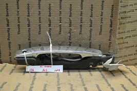 05-07 Nissan Murano Left Front Exterior Door Handle bx3 226-10f8 - $46.74