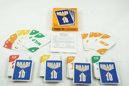 Vintage 1986 Phase 10 Card Game by FUNDEX Complete! RUMMY WITH A TWIST! - $12.13