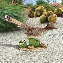 Roadrunner Statue Sculpture Realistic Desert Bird Yard Figurine Southwes... - $85.72