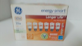 Ge energy smart cfl light bulbs, 40watt,  ONLY HAVE 4 BULBS,  NEW - $6.35
