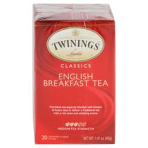 Twinings English Breakfast Tea 20 Count - $9.49