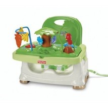 Fisher-Price Rainforest Healthy Care Booster Seat - $49.97