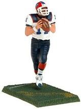 Drew Bledsoe Buffalo Bills mini McFarlane NFL Action Figure - $29.69
