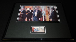 Coach Steve Spurrier Signed Framed 11x14 Photo Display Florida South Car... - $93.14