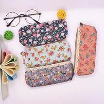 1pcs/lot Retro Flower Pencil Case Pen Bag Pencil Holder Bag Gift Stationery - $4.93