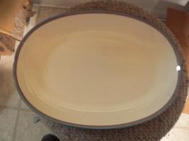 Pfaltzgraff oval platter (Juniper) 1 available - $9.21