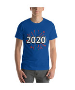 Celebrate 2020 Short-Sleeve Premium Unisex T-Shirt - $21.55+