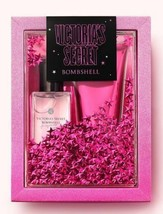 VICTORIAS SECRET BOMBSHELL GIFT SET Fragrance Mist + Lotion NIB - $18.70