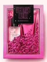 VICTORIAS SECRET BOMBSHELL GIFT SET Fragrance Mist + Lotion NIB image 1