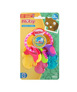 Nuby Icy Bites Keys Teether Pink - $24.51