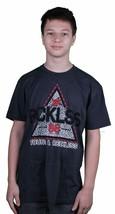 Young & Reckless Falle Star Dunkelgrau T-Shirt