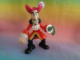 Disney Jake & the Neverland Pirates Captain Hook Villain Action Figure - $2.23