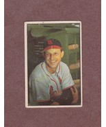 1953 Bowman # 32 Stan Musial St. Louis Cardinals Lower Grade No Creases - $69.99