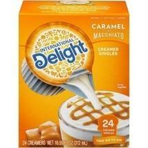 Caramel Macchiato Coffee Creamer Singles - 24ct - $2.95