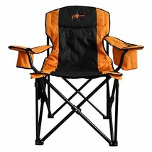 4Tek - Heated Portable Chair - 3 Heat Levels | Outdoor - Camping - Sport... - $207.99