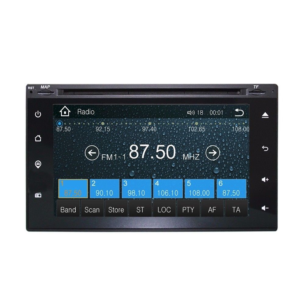 In Dash OE Fitment Multimedia GPS Navigation Radio for Nissan Titan/Pathfinder