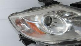 2010-12 Mazda CX-9 CX9 Halogen Headlight Passenger Right RH - POLISHED image 3