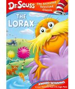Dr. Seuss -  The Lorax  (DVD) - $2.50