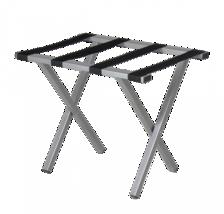 Square Tubed Metal Luggage Rack  - $35.00