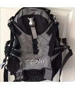 Rollerblade Black and Grey Inline Skates Travel Backpack - $99.99