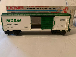 Lionel 6-9416 MD&W Boxcar New Old Stock  - $24.99