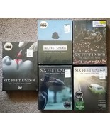 SIX FEET UNDER Season 1 2 3 4 5 Complete Series Sealed DVD Sets HBO NIB - $45.00