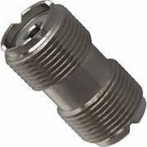 25-7330 Aim 012446004757 PL258 Dual F/F Inline Splice CPAD204 Cambridge 257330 - $1.70
