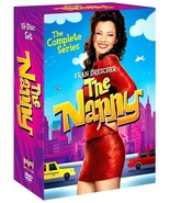 The Nanny: The Complete Series (DVD, 2015, 19-Disc Set) - $29.95