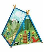 Kid Made Modern Friendly Fields Woodland Children's Play Fort Tent - $79.12