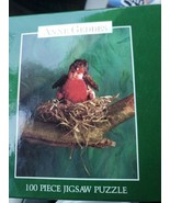 New In The Box Anne Geddes 100 Pc Jigsaw Puzzle 9 x7 - $5.74
