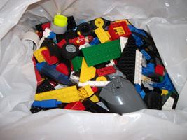 LEGOS BOX OF 5 LBS. VARIOUS MIXED PIECES - NICE LOT - $39.99