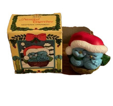 Avon Nested Together Christmas ornament 1982 vintage - $14.25