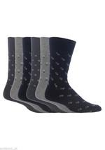 6 Paar Herren Angenehm Sitzende Socken Größe 39 - 45 Uk,39-45 Eur MGG45 ... - $15.22