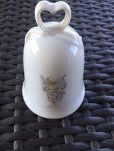 Precious Moments Bell From 1985 - $11.30