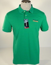 Men's Polo Sport Ralph Lauren Green Short Sleeve Performance Polo Shirt  - $129.99