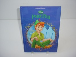 Disney Diecut: Disney Peter Pan Reading Home School Book - $5.84