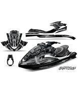 Jet Ski Graphic Kit Decal Wrap For Yamaha Wave Runner FX140 02-05 NIGHTW... - $197.95