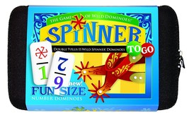 Spinner To Go, Number Dominoes - $21.61