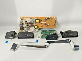 Sanyo FW50D48F Power Supply Main Board Speakers Ribbon Cable Button Swit... - $66.78