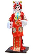 24station Traditional Chinese Doll Peking Opera Performer - Xue Xiang Ling - $39.06