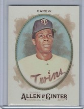 ROD CAREW 2017 Topps Allen and Ginter Hot Box Foil #79 (C3056) - $2.25