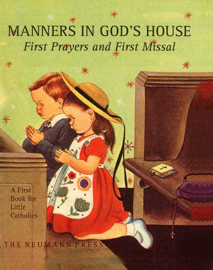 Manners in god s house np9112x