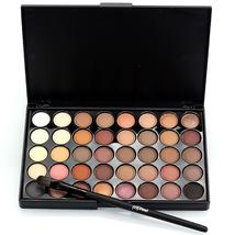 Popfeel Women Professional 40 Earth Colors Eyeshadow Natural Matte Pigme... - $12.40